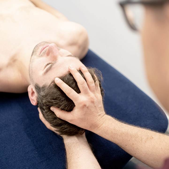 Neck pain treatment in Dunmow