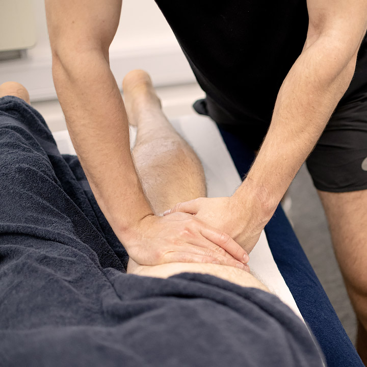 Sports injury massage in Dunmow