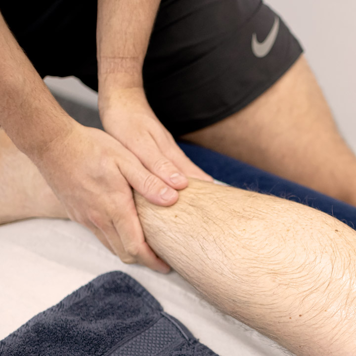 Sports injury massage in Takeley